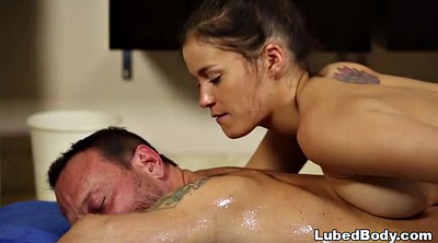Shower handjob, Nuru massage