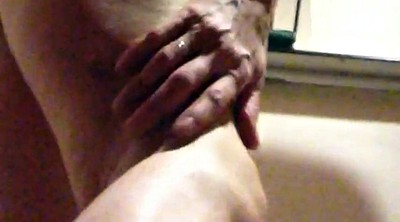 Changing room, Mature hairy, Cunt, Cream, Changing