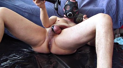 Milking, Mask, Prostate, Fisting anal