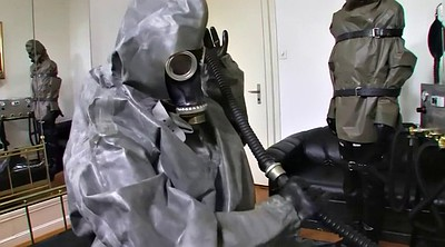 Gloves, Suit, Latex boots, Glove