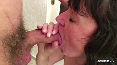 Old young, Teen boy, Young mother, Milf seduce