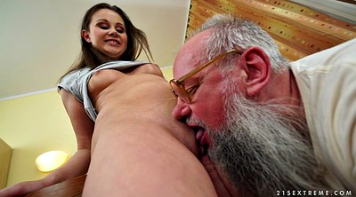 Violate, Farting, Beard, Old pussy, Violation, Violated