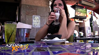 Upskirt, Drink, Bar, Flashing public