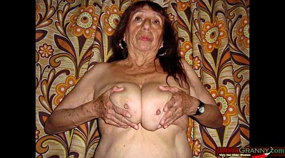 Hairy mature, Bbw granny