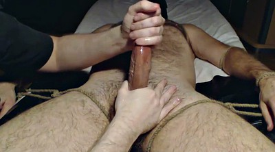 Milking, French hairy, Edge, Cock milk