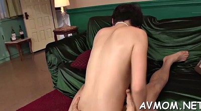 Mature, Japanese mom, Japanese mature, Asian mom, Mature mom, Mom blowjob