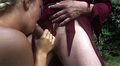 Nylon, Group, Nylon fetish, Outdoors, Nylon blowjob, Milf nylon