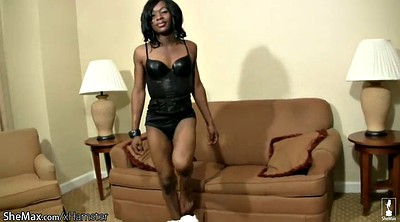 Corset, Clothes, Ebony pov, Ass shaking