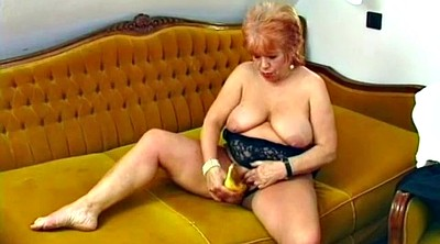 Bbw mature, Hairy bbw, Banana
