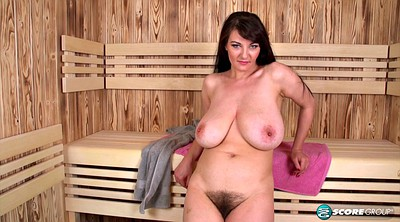 Masturbation, Hairy solo, Hairy milf solo, Breasts, Breast