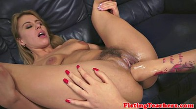 Pussy fisting, Pussy hairy