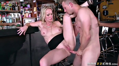 Diamond, Bar, Anal group, Threesome anal