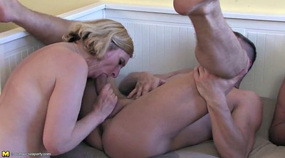 Lucky guy, Mature and young