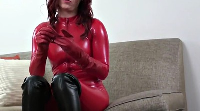 Boot, Knee boots, Catsuit