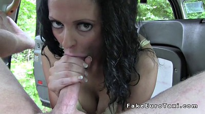 Fake taxi, Rimming, In car