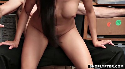 Forced, Force, Teen asian, Shoplifter, Forcing, Teen force