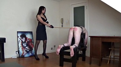 Caning, Hard spank, Miss