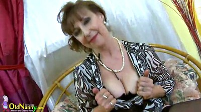 Solo mature, Granny solo, Mature masturbation, Czech mature