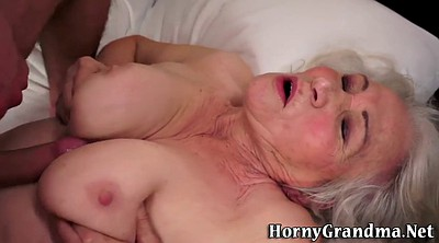 Grandma, Hairy mature