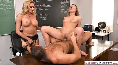 Student, Students, Teacher threesome, Briana banks