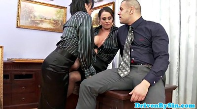 Trio, Office anal, Trio anal