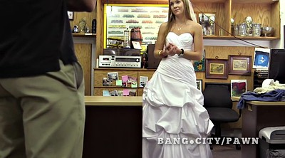 Bride, Shop, Shopping, Pawn shop