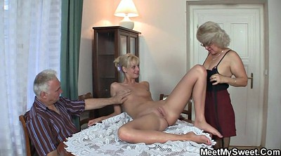 Seduced, Teen old