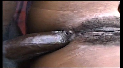 Babe, Black anal, French anal
