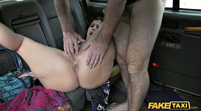 Taxi, Taxi anal