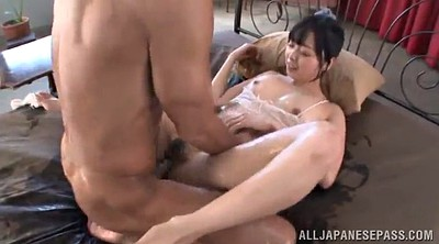 Oily, Asian tits