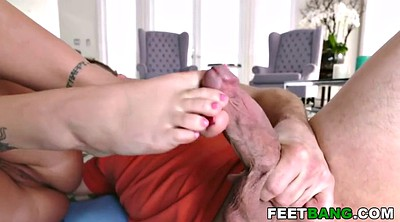 Karlee grey, Karlee, Hairy foot