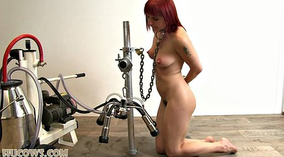 Red, Tit torture, Strangle