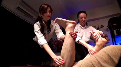 Japanese massage, Lesbians, Japanese public, Massage japanese