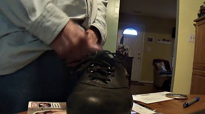 Cum shoe, Fuck shoes