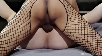 Pantyhose fuck, Interrogation, Blindfolded, Anal fuck
