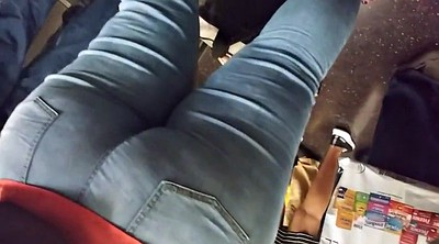 Jeans, Thick ass