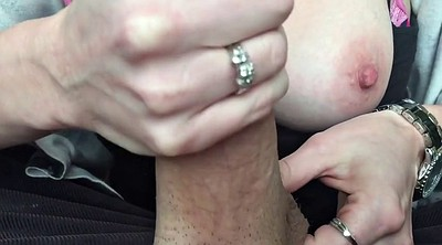 Nipple, Wife handjob