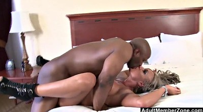 Mature interracial, Black milf