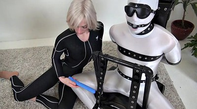 Milking, Rubber, Sex slave