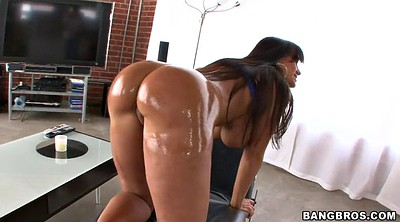 Lisa ann, Ass worship