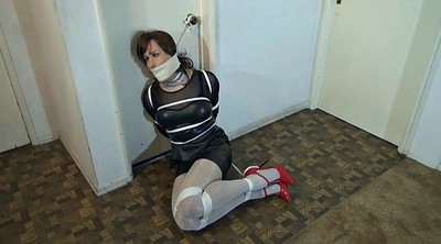 Crossdresser, Crossdressers, Tied