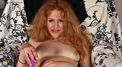 Feeding, Cunt, Old mature, Mom toy, Granny cunt
