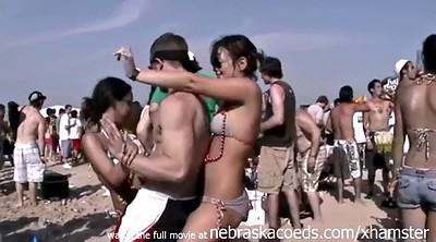 Flashing, First time, Breaking, Teens party