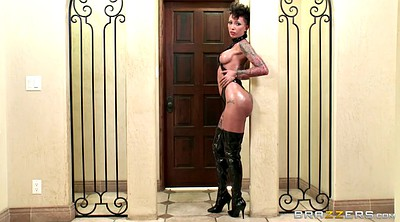 Boots, Leather, Oil solo, Oil dance, Solo babes, Boots solo