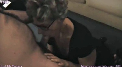 Old young blowjob, Mature young