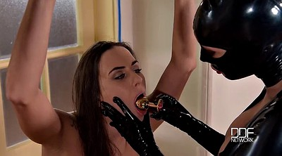 Bdsm, Latex anal