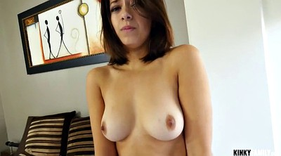 Sleep, Family, Sleeping, Surprise, Pov milf, Sleeped