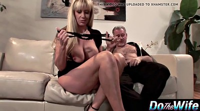 Cuckold, Wife, In front of, Cuckold husband
