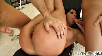 Muscular, Oiled anal