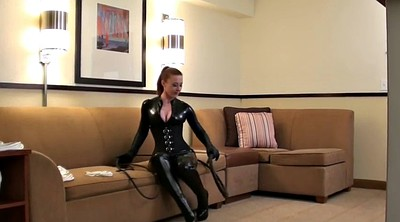Boot, Gloves, Catsuit